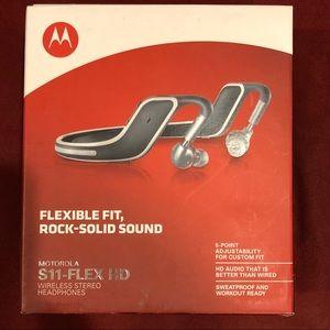 motorola Accessories - Wireless Stereo Headphones
